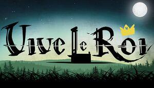 Vive le Roi cover
