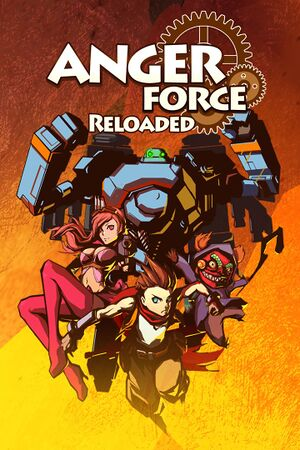 AngerForce: Reloaded cover