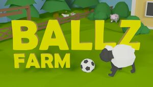Ballz: Farm cover