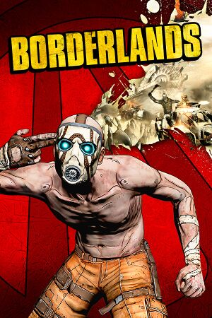 Borderlands cover