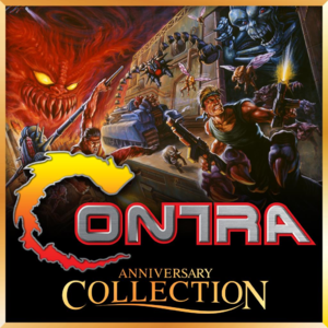 Contra Anniversary Collection cover
