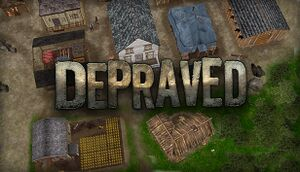 Depraved cover