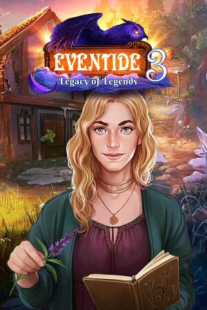 Eventide 3: Legacy of Legends cover