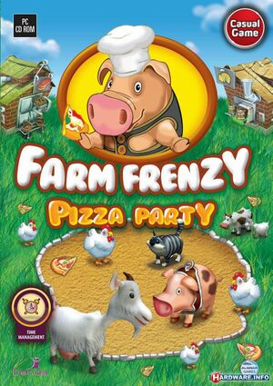 Farm Frenzy: Pizza Party cover