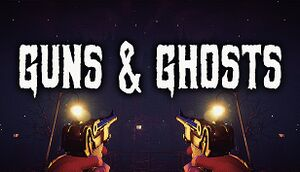Guns and Ghosts cover