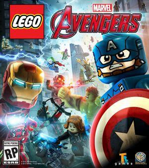LEGO Marvel's Avengers cover