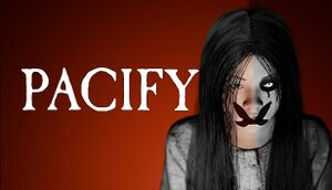 Pacify cover