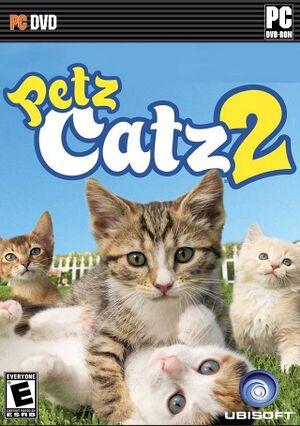 Petz Catz 2 cover