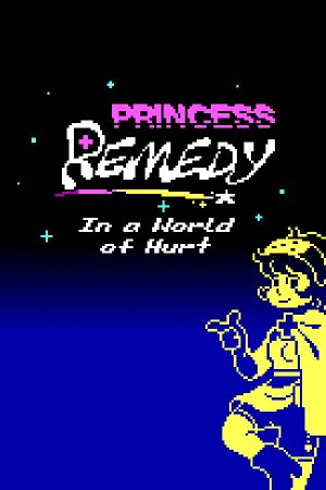 Princess Remedy in a World of Hurt cover