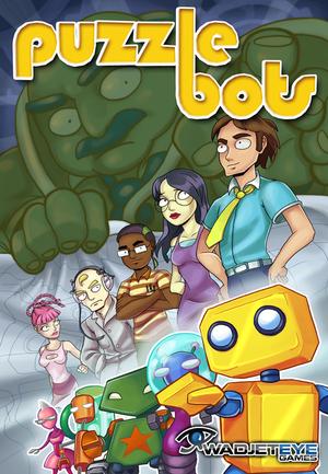 Puzzle Bots cover