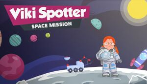 Viki Spotter: Space Mission cover