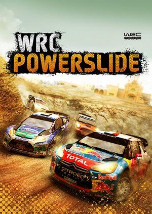 WRC Powerslide cover