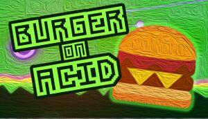 Burger on Acid cover