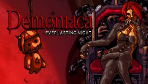Demoniaca: Everlasting Night cover
