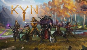 Kyn cover