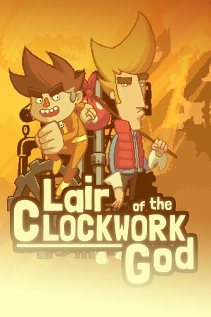 Lair of the Clockwork God cover