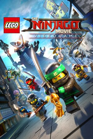 The Lego Ninjago Movie Video Game cover