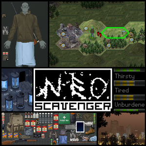 NEO Scavenger cover