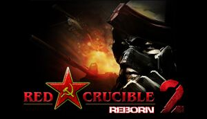 Red Crucible 2: Reborn cover