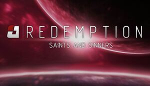 Redemption: Saints And Sinners cover