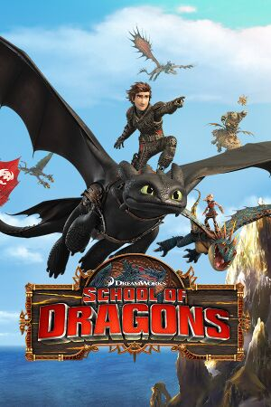 School of Dragons cover