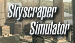 Skyscraper Simulator cover