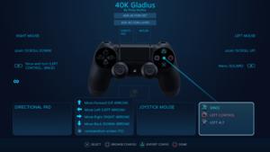 Official Steam Input preset (DualShock 4)