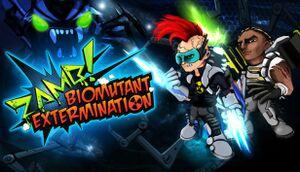 ZAMB! Biomutant Extermination cover