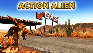 Action Alien cover