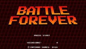 Battle Forever cover