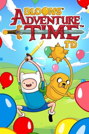 Bloons Adventure Time TD cover