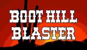 Boot Hill Blaster cover