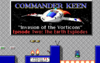 Commander Keen in The Earth Explodes