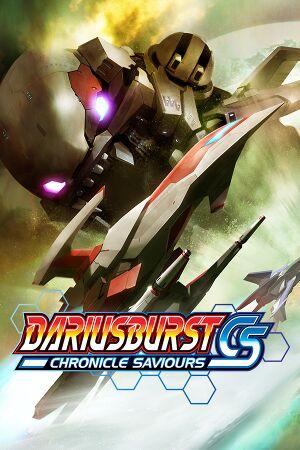 Dariusburst Chronicle Saviours cover