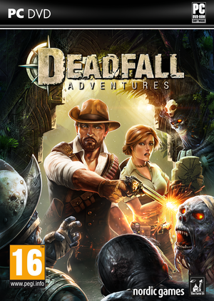 Deadfall Adventures cover