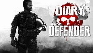 Diary of Defender cover