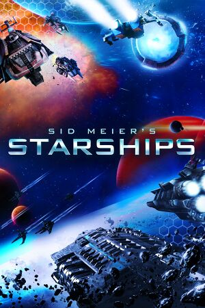 Sid Meier's Starships cover