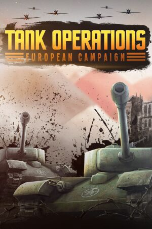 Tank Operations: European Campaign REMASTERED cover