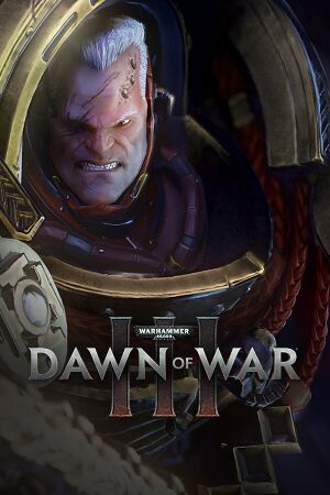 Warhammer 40,000: Dawn of War III cover