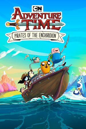 Adventure Time: Pirates of the Enchiridion cover