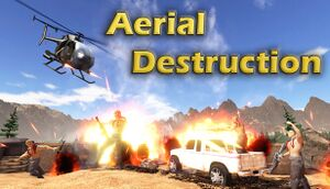 Aerial Destruction cover
