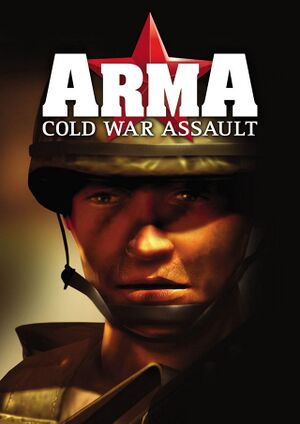 Arma: Cold War Assault cover