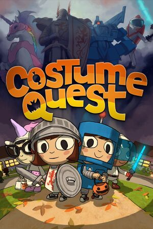 Costume Quest cover