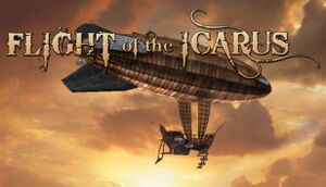 Flight of the Icarus cover