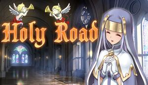 Holy Road cover
