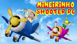 Mineirinho Shooter DC cover