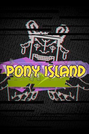 Pony Island cover
