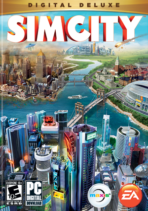 SimCity cover