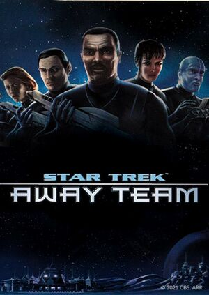 Star Trek: Away Team cover