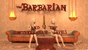 The Barbarian and the Subterranean Caves cover